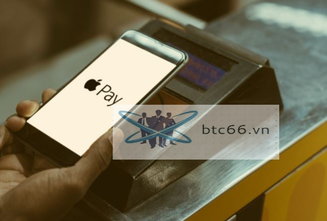 Apple Pay Taps BitPay Them thanh toan Bitcoin